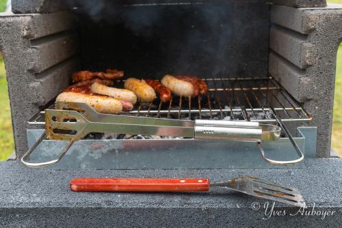 Un bon barbecue en vue !